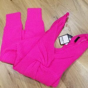 Rue21 Hot Pink Sweater